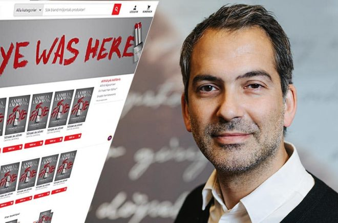 Elias Vieglins, PR-ansvarig på Adlibris tycker att Forums