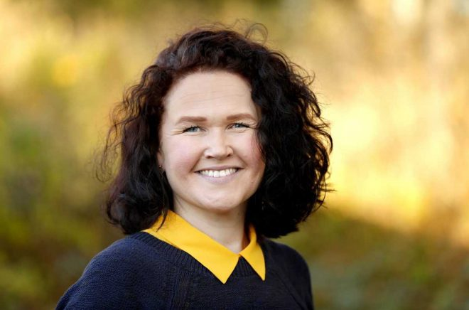 Elin Iderström. Foto: Pressbild