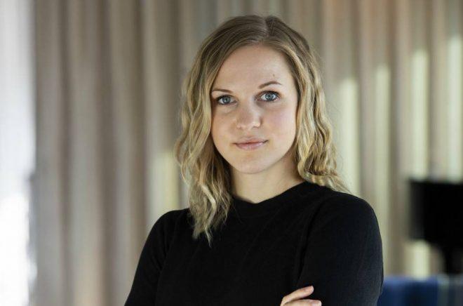 Elin Ihreborn. Foto: Anna Hållams