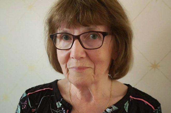 Elisabet Palmqvist. Foto: Privat