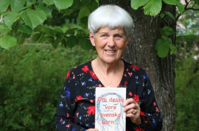 Elisabeth Hultcrantz, läkare och författare. Foto: Gunnar Flodén