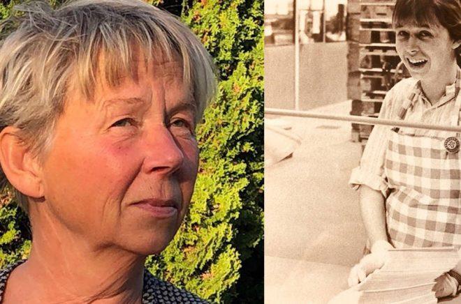 Elisabeth Bredberg jobbar idag åt danska tryckeriet Nørhaven. Hon har mångårig erfarenhet från teknisk bokproduktion. Som bokbinderiarbetare på Almqvist & Wiksells Boktryckeri på 70-talet via Grafiska Institutet på 80-talet. Sedan dess marknadsföring och sälj för grafiska industrin åt flera olika tryckerier.
