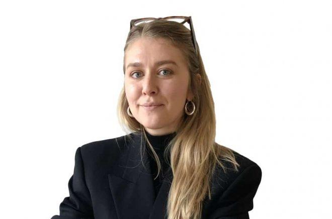 Emma Andersson. Foto: Maria Martinsson
