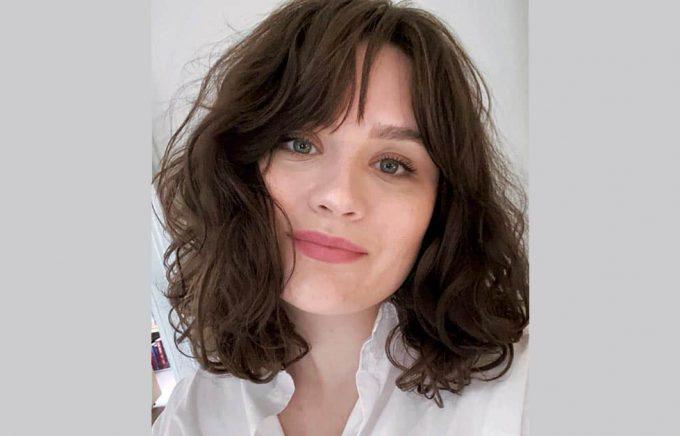 Emma Karhunen är sedan 11 januari ny produktionsansvarig samt redaktör på Piratförlaget. Foto: Privat.
