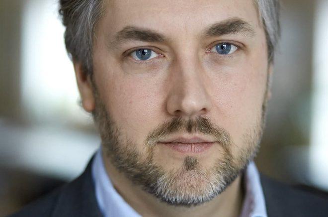 Erik Johansson, förlagschef Bokfabriken. Foto: Bengt Alm. (CC 3.0)
