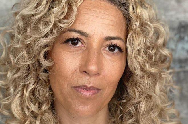 Fatima Åsard, debuterande författare. Foto: Privat