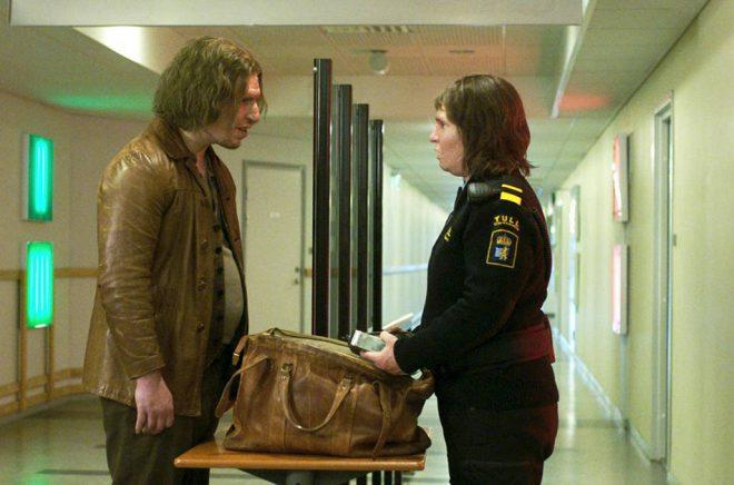 Filmen Gräns, baserad på en novell av författaren John Ajvide Lindqvist, vann sex Guldbaggar, bland annat för bästa film. Foto: Pressbild/Film i Väst.