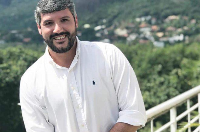 Flavio Osso, VD för Ubook som är den ledande streamingtjänsten för ljudböcker i Brasilien och flera andra länder i Syd- och Latinamerikal Nu blickar han mot Europa. Foto: Pressbild.