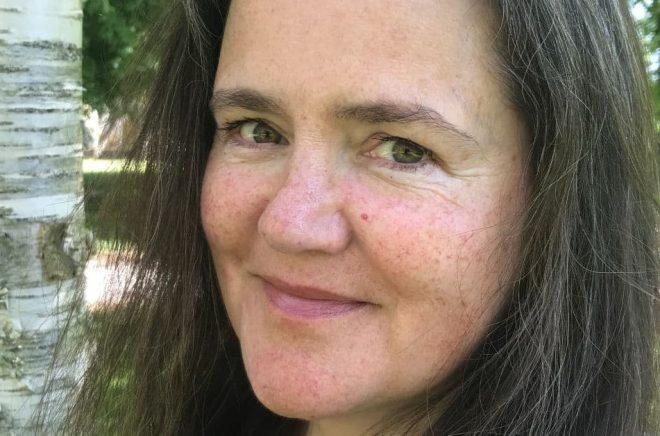 Helena Berglund. Foto: Elvira Berglund