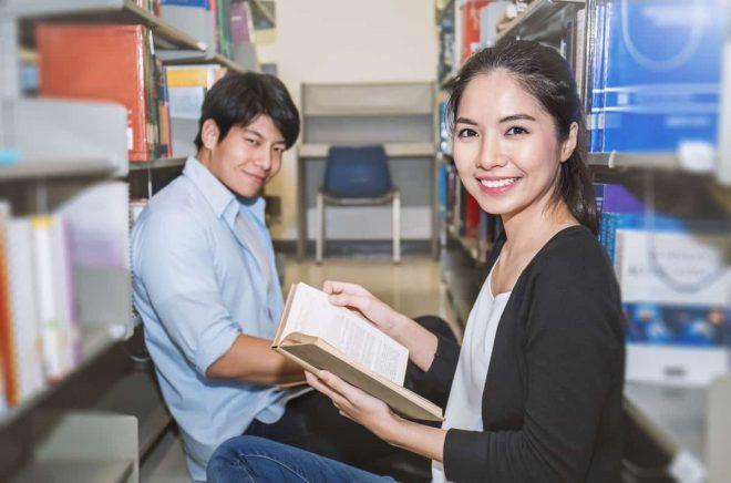Att läsa gör dig mer attraktiv på dejtingsidorna.