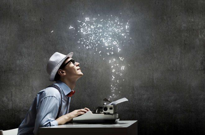 Helt ny modell för författare - skriv och få lön ... ett drömscenario?