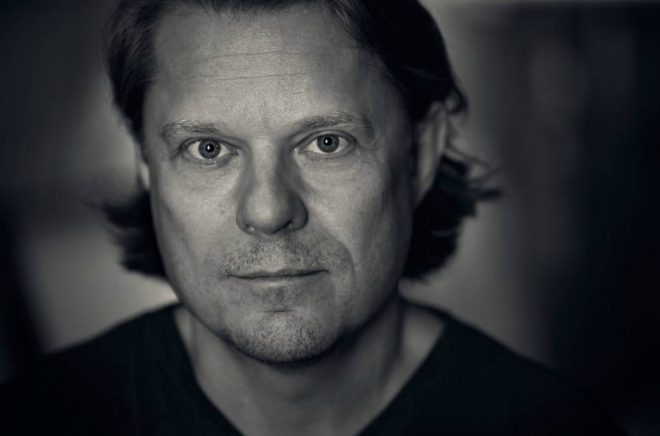Fredrik Hultin. Foto: Lasse Kärkkäinen