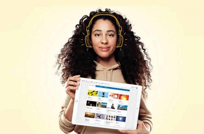 För de skolor som inte redan använder Gleerups digitala läromedel erbjuder Gleerups därför fri tillgång terminen ut. Foto: Pressbild.