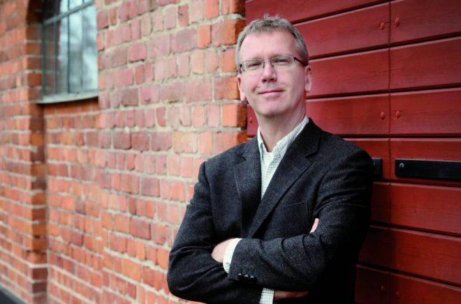 Författaren Göran Redin. Foto: Johanna Jeansson