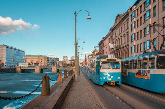 Göteborg - Sveriges litterära huvudstad? Den borde i alla fall försöka bli en UNESCO City of Literature, menar flera aktörer bland dem Bokmässan som redan lockar tusentals bokälskare till staden varje år. Foto: iStock.