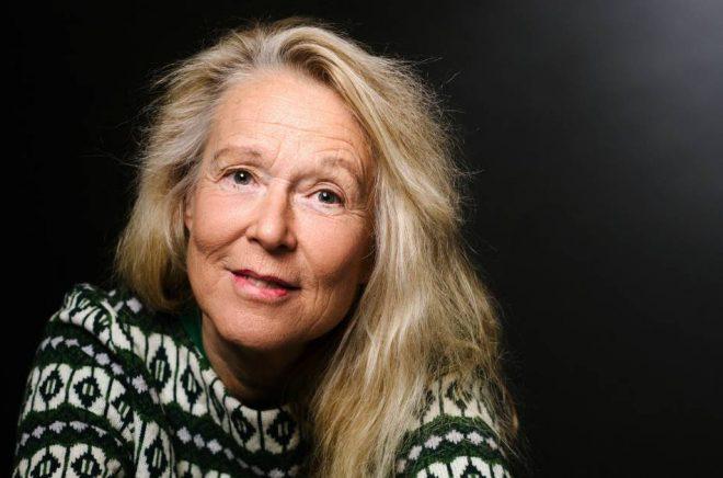 Grethe Rottböll, ordförande för Sveriges författarförbund. Foto: Stefan Tell