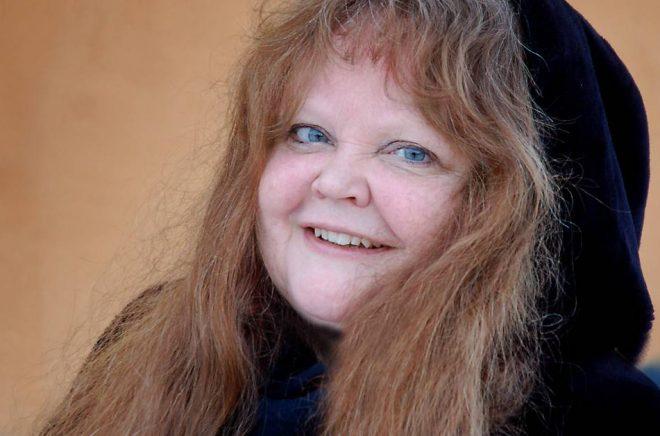 Gunna Grähs är en av de nominerade till Almapriset 2020. Foto: Ulla Montan