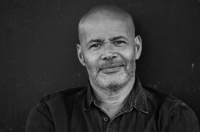 Håkan Norebäck debuterar med romanen En sista vinter på Bokförlaget Forum. Foto: Gabriel Liljevall
