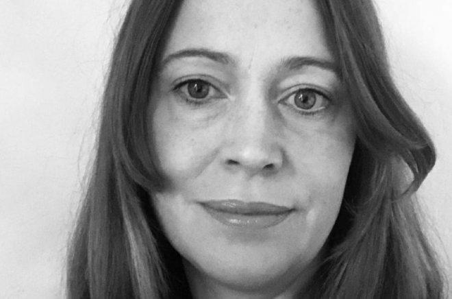 Förläggaren Hanna Jacobsson. Foto: Privat