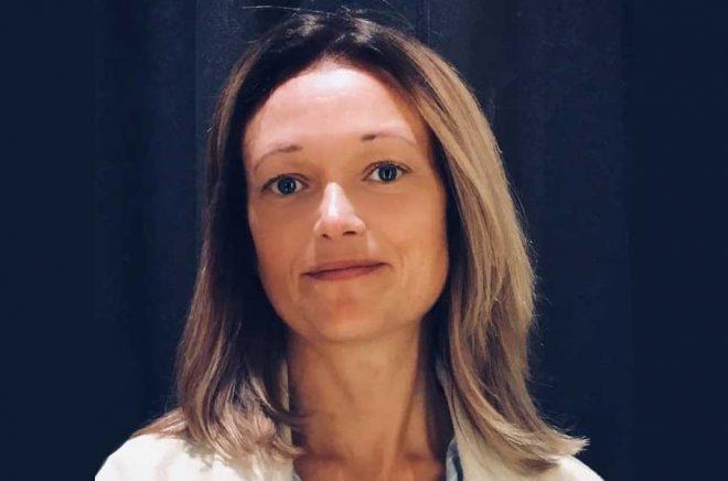 Hanna Larsson har fått nytt jobb som ansvarig förläggare i Bonnierförlagens nystartade förlag för lättläst litteratur. Foto: Privat.