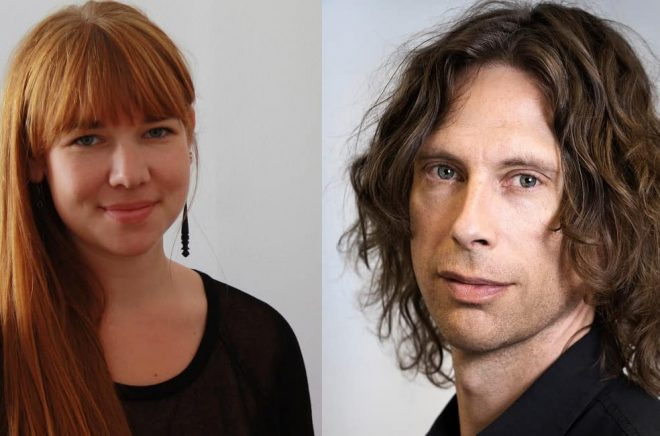 Hanna Eliasson Hedman, Atlantis och Per Helin, Publit.