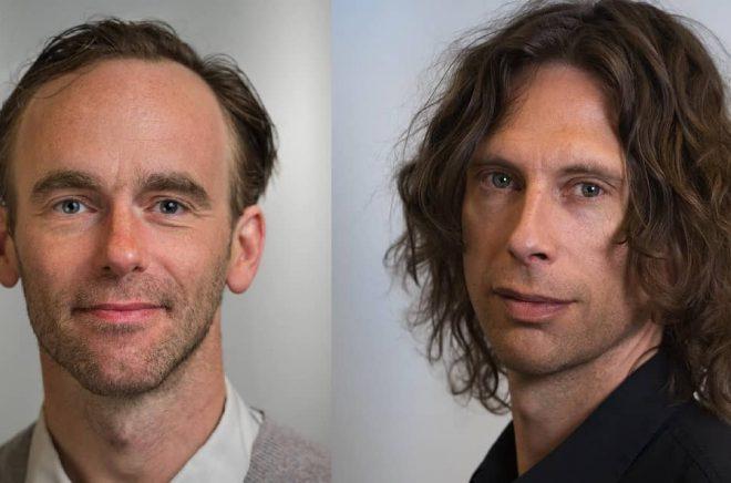 Hannes Eder och Per Helin, Publit.