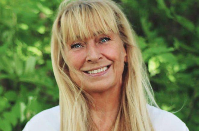 Författaren Helen Billinger. Foto: Emilia Billinger