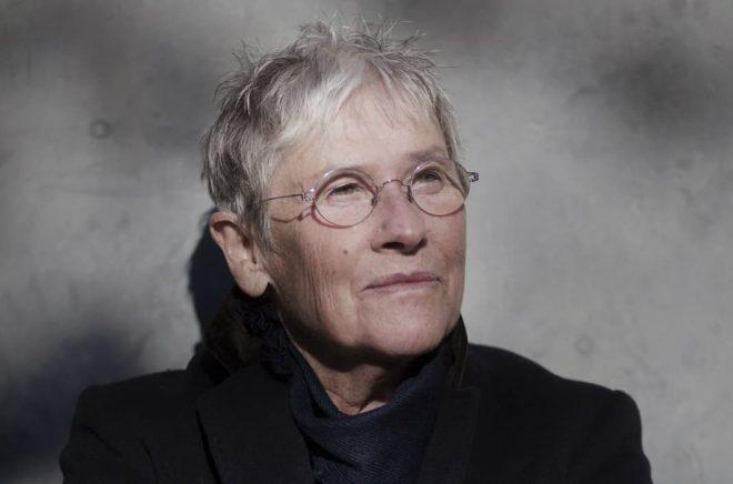 Ingela Strandberg, poet och författare. Foto: Sara Mac Key