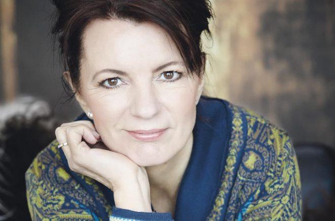 Inger Gammelgaard Madsen. Foto Anne Kring