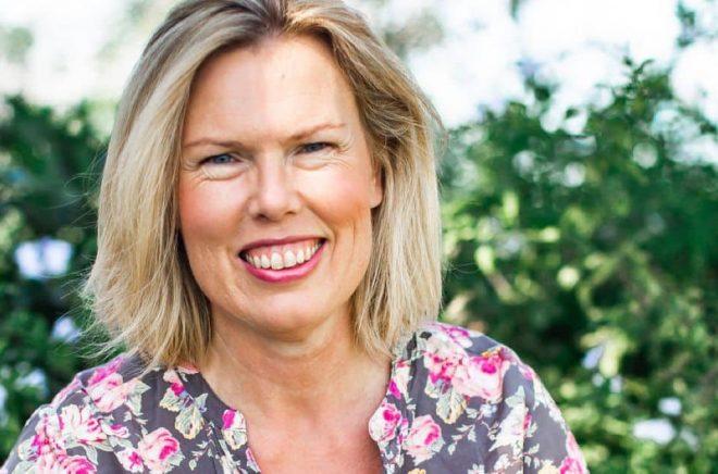 Ingrid Marie Thorslund. Foto: Sandra Rogers