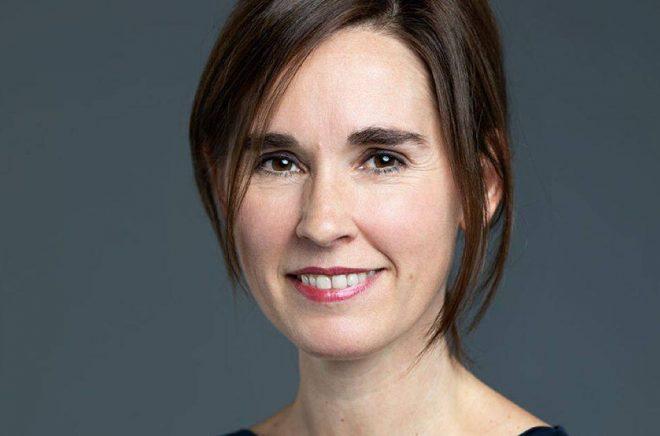 Debutanten Jenny Clevström. Foto: Særún Hrafnkelsdóttir Norén