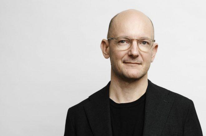 Jacob Søndergaard, förlagschef på det nya Bonnierägda förlaget Gutkind Publishers. Foto: Pressbild/Bonnier Books