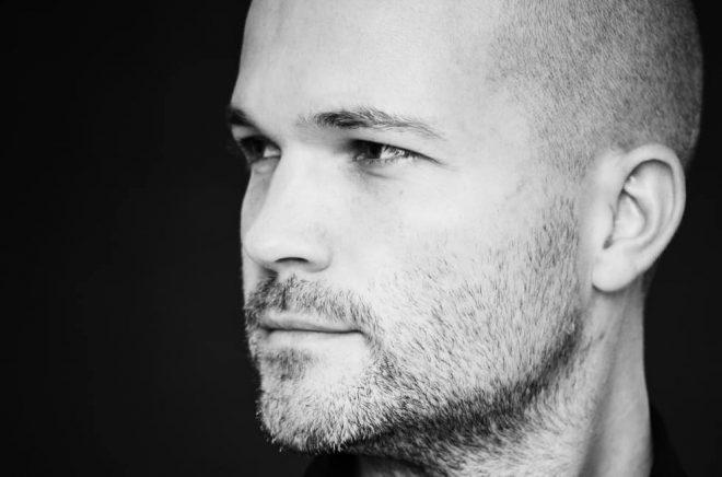 Jan-Erik Ullström, författare. Foto: Tuana Aziz