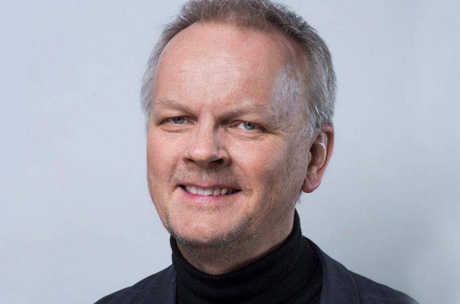 """Jan """"Gulan"""" Gulliksen har valts in som ny ledamot i Natur & Kulturs styrelse. Han är professor i människa-datorinteraktion vid KTH och sitter i regeringens digitaliseringsråd. Foto: Pressbild."""