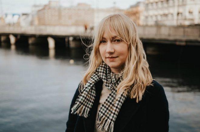 Jasmine Berge. Foto: Kajsa Göransson