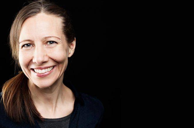 Jeanette Löfgren lämnar Bonnierförlagen för att bli Director Business Development på Bookbeat. Pressbild.