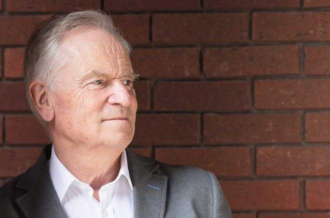 Författaren Jeffrey Archer. Foto: Pressbild.
