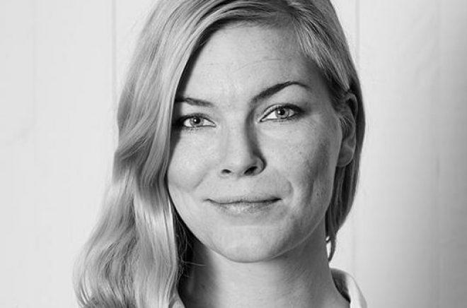 Jenni Brunn, agent på Grand Agency. Foto: Martin Brunn