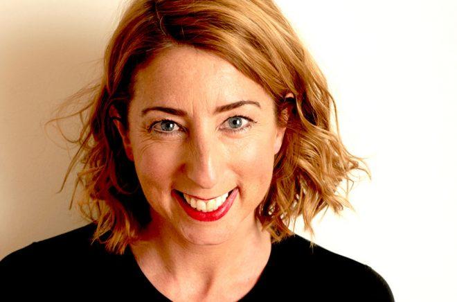 Författaren Jenny Colgan vann pris för Årets romantiska komedi.