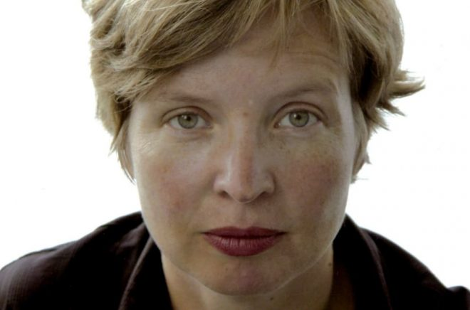 Tyska Jenny Erpenbeck är en av de författare som är nominerade till Man Booker International Prize 2018. Foto: Katharina Behling