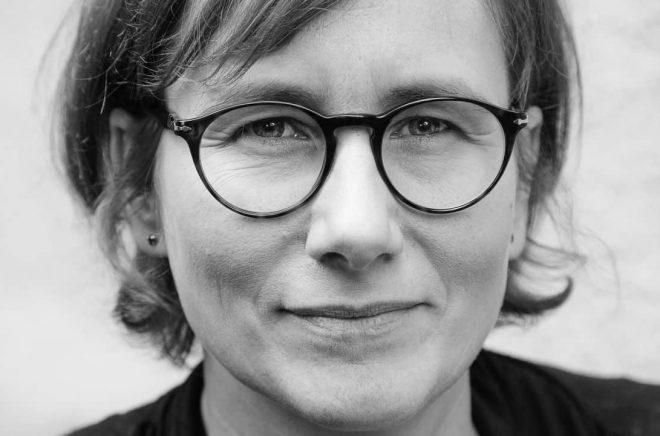 Jenny Franke, Mirando bok. Foto: Martina Holmberg