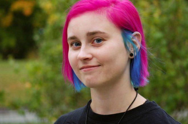 Jessica Roseen. Foto: Privat