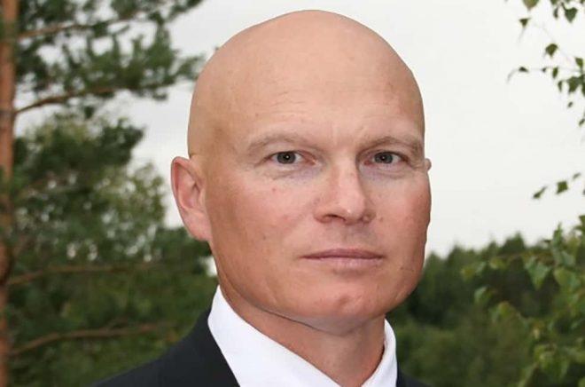 Johan Östman Foto: Libris förlag