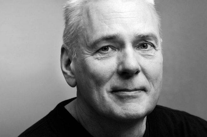 Johan Elfner, författare. Foto: Thomas Roulen