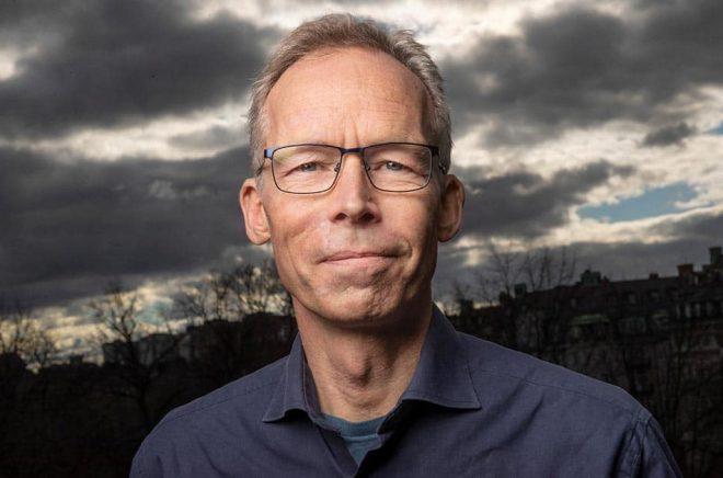 Johan Rockström.  Foto: Magnus Bergström/Pressbild.