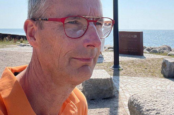 Johan Rudengren, revisor och författare. Foto: Privat