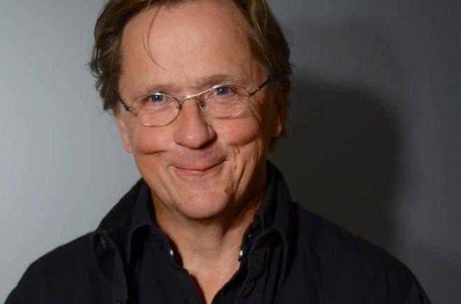Författaren Johan Tell. Foto: Katinka Tell
