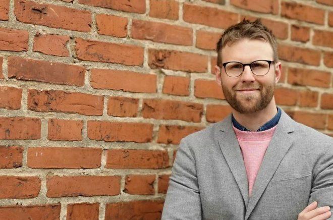 Johan Paulsson, en av grundarna till NA förlag. Foto: Pressbild
