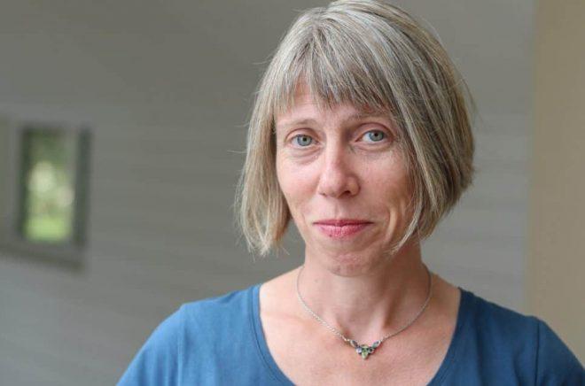 Johanna Hedenberg, översättare. Foto: Kristina Hedtjärn