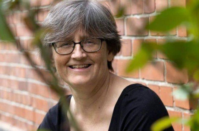 Debutanten Johanna Ekne. Foto: Bengt Flemark